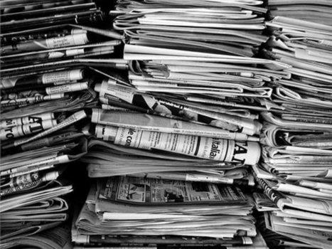 Ripensare l'Home Page dei Quotidiani Online | Documentalista o Content Curator, purchè X.0 | Scoop.it
