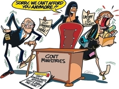 Jamaica Editorial Cartoons - Clovis Toons - left out the 60M in SUV's | Commodities, Resource and Freedom | Scoop.it