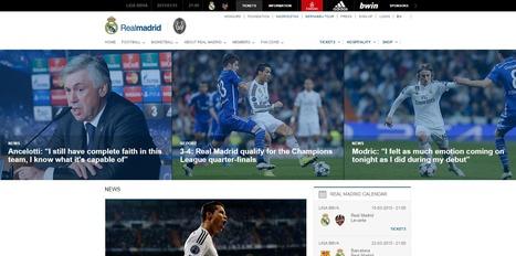 Official Website List of Top Football Clubs | KGN Technologies | Scoop.it