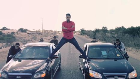 Gaza Split: Watch Palestinian spoof of viral Van Damme Volvo video   arte contemporaneo-mk   Scoop.it