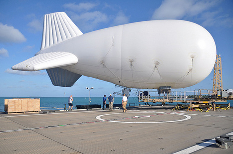 Google's balloon-based wireless networks may not be a crazy idea | Spectrum Stories | Scoop.it