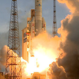 Sixth launch for Ariane 5 this year | Space In Cyberspace | Scoop.it