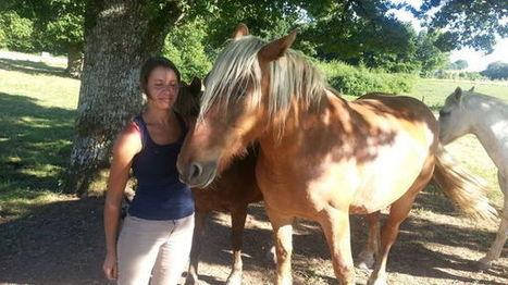 Quantilly : Elle a misé sur le bon cheval ! | Cheval et Nature | Scoop.it