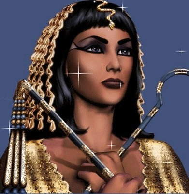 Mujeres Dignas de MENCIONAR: mayo 2012   Dos reinas poderosas de Egipto -Cleopatra vs. Nefertiti-   Scoop.it