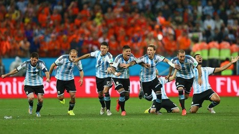 Patriot games for Argentinian heroes   2014 Fifa Wold Cup Brazil   Scoop.it