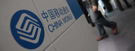 China Mobile Releases 4G Teaser, iPhones Could Arrive Then | China Mobile | Scoop.it