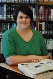 Elk Valley Times - Rael, new librarian,on the job January | Tennessee Libraries | Scoop.it