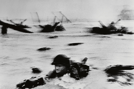 Robert Capa a-t-il paniqué durant le D-Day ? | PhotoActu | Scoop.it