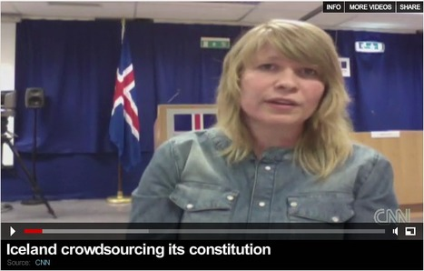 A LESSON IN DEMOCRACY FOR THE WORLD: WHY NO NEWS FROM ICELAND? | Networked Society | Scoop.it