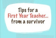 Weird Is Cool in Middle School: Tips for a FIrst Year Teacher... from a survivor   First Year Teaching Troubles   Scoop.it