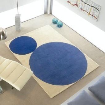 Alfombra moderna Circles Carving - Compra online - OcioHogar.com | Muebles de diseño moderno | Scoop.it
