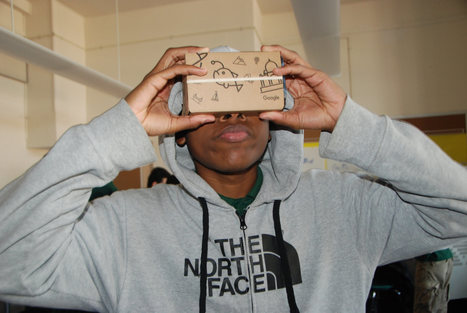 Virtual Reality in Schools Becomes Something Real | iPads, MakerEd and More  in Education | Scoop.it