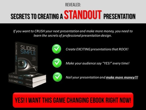 5 Presentation Tools That Will Make Your Slides Stand Out | Communicate...and how! | Scoop.it