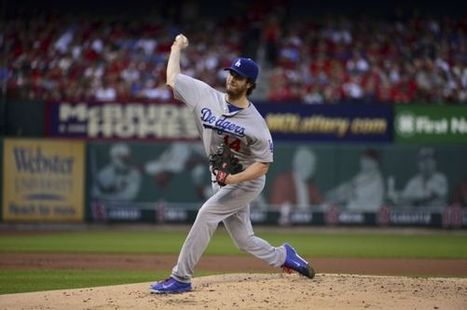 Dan Haren Looks to Repeat Success of Last Start | Dodger Social News Roundup | Scoop.it