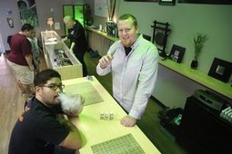 Inhaling the e-cig experience - U-T San Diego | Battery Powered iphone charger | Scoop.it