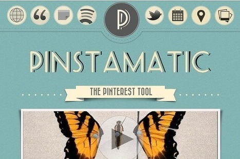 Añade canciones, citas y más a tu Pinterest con Pinstamatic - ComputerHoy.com | inforpress | Scoop.it