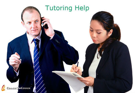 Tutoring Help For Your Homework | CoachOnCouch | Scoop.it