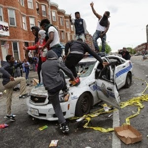 Everything is OK...meanwhile in Baltimore...... | Criminal Justice in America | Scoop.it