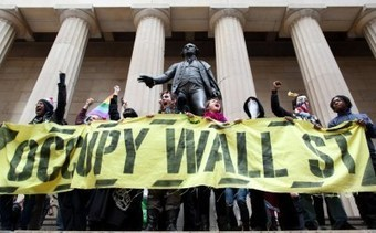 """Occupy Wall Stret"" vuelve a la calles de Nueva York 