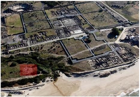 Hallan en Baelo un conjunto termal marítimo y una zona urbana externa   historian: people and cultures   Scoop.it