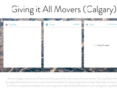 Giving it All Movers (Calgary) | Giving it All Movers | Scoop.it
