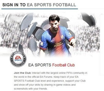 FIFA 14 Web App | DIY Digital Photography | Scoop.it