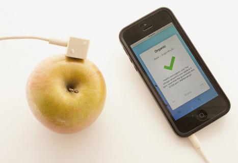 Lapka, le détecteur d'aliments bio pour iphone d'une société Russe | bouffe | Scoop.it
