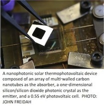 MIT Researchers Enhancing Solar Power | Sustain Our Earth | Scoop.it