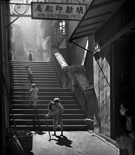 Hong Kong In The 1950s Captured By A Teenager | Ciné Schneider | Scoop.it