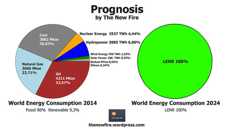 World Energy Consumption 2024 | LENR revolution in process, cold fusion | Scoop.it