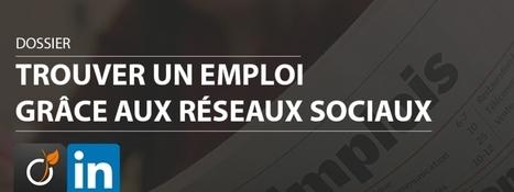 Etablir une stratégie pour trouver un emploi sur Linkedin et Viadeo   CV, lettre de motivation, entretien d'embauche   Scoop.it
