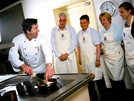 Le Marche & the Cookery Schools and courses | Le Marche and Food | Scoop.it