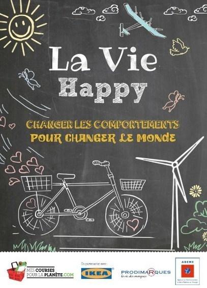 Etude: La Vie Happy - changer les comportements pour changer le monde | Transition Cities - L'impossible n'est que temporaire | Scoop.it