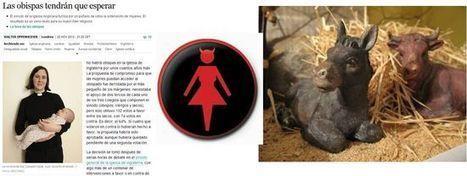 Las mujeres, la mula y el buey   Genera Igualdad   Scoop.it