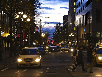 How city lights change the way we experience places   Kaid Benfield's Blog   Switchboard, from NRDC   Sustainable Futures   Scoop.it