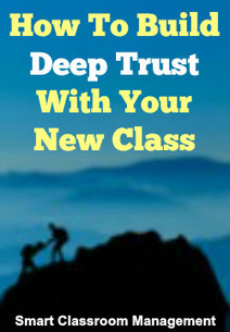 How To Build Deep Trust With Your New Class   Purposeful Pedagogy   Scoop.it