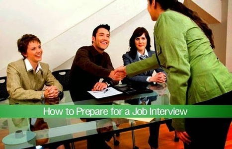 Learn How To better Prepare For a Job Interview. - Blogging Engage | Bloggiing Tips  and Tutorials | Scoop.it