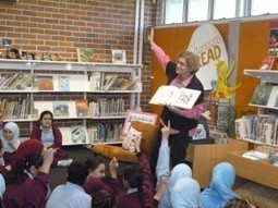 Athelstane Public School to Hills Grammar: National Year of Reading | Susanne Gervay's Blog | Books Books Books | Scoop.it