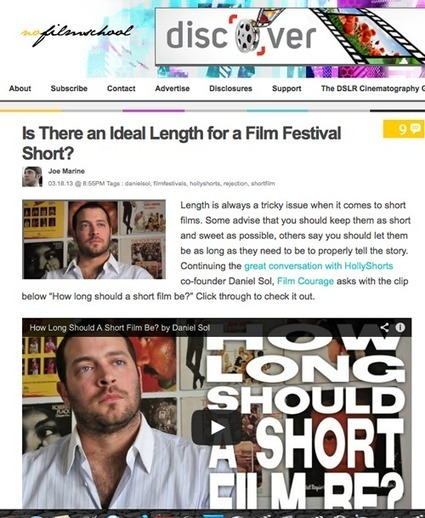 'ONLINE CONTENT CREATORS HAVE LARGER AUDIENCES THAN TRADITIONAL FILMMAKERS' BY HOLLYSHORTS DANIEL SOL | Film Courage | learning design | Scoop.it
