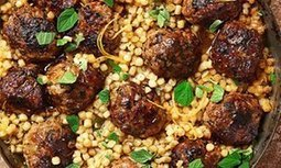 Crumbs of comfort: the secret to great meatballs and fishcakes – Yotam Ottolenghi recipes | Tastes and flavors | Scoop.it