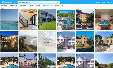 La recherche immobilière par photo, nouvel innovation aux Etats-Unis | michel TYBURSKI | Scoop.it