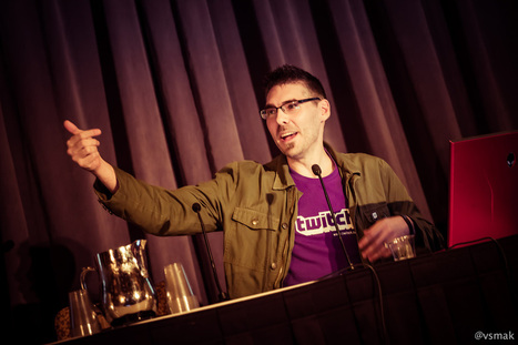 "How Twitch Won the Hearts and Minds of Millions in the Gaming Community in Just Three Years | ""Chasing Cyborgs"" -Digital Trends, Tools, Usability & Story-telling Secrets 