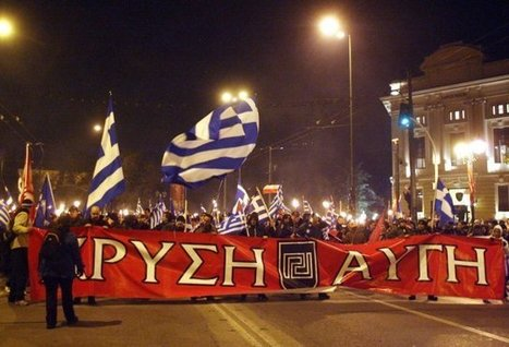 Golden Dawn - International Newsroom: Struggle - Faith - Victory | The Indigenous Uprising of the British Isles | Scoop.it