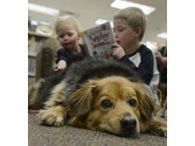 'Paws to Read' program enhances literacy - Colorado Springs Gazette | Talk is Cheap | Scoop.it