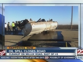 Last Updated: 3 minutes ago - KERO-TV 23 | Oil Spill | Scoop.it