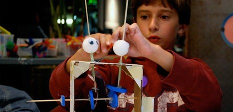 Activities | The Tinkering Studio | Exploratorium | Navigate | Scoop.it