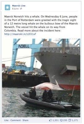 Er containere spennende i sosiale medier? – Maersk, en B2B suksesshistorie. | Sosial på norsk | Scoop.it