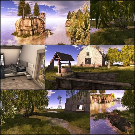 ★☆Collins Land☆★ | Destination guide to SL hot spots | Scoop.it
