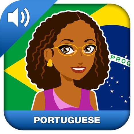 MosaLingua Portoghese Brasiliano su AppStore e Google Play (oggi a 0.89€) | Imparare il Portoghese | Scoop.it