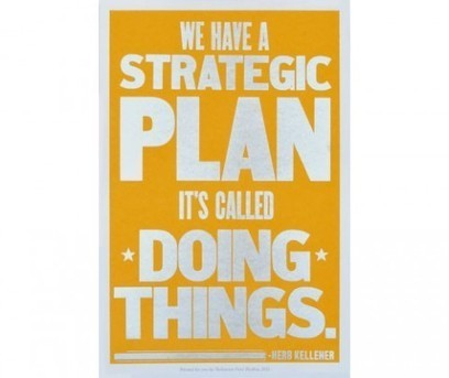 We have a strategic plan... | The Funnily Enough | Scoop.it